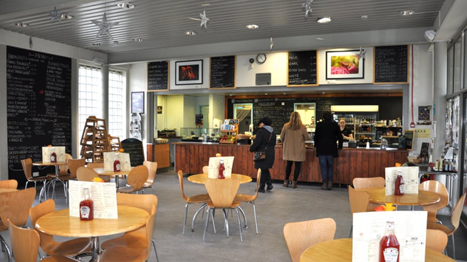 Finsbury Park Café