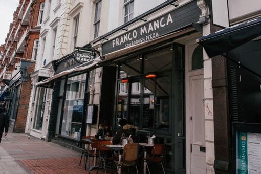 Franco Manca South Kensington