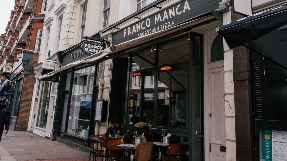 Franco Manca South Kensington