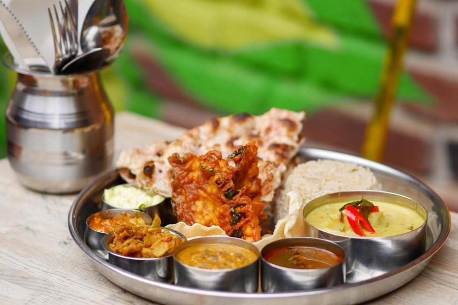 Curry Leaf Cafe - Brighton Lanes