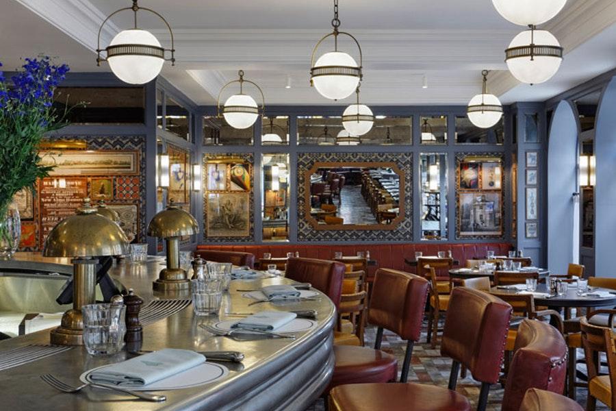 The Ivy Café Marylebone