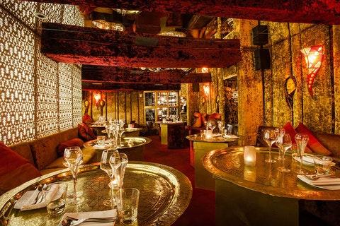 Crazy Bear Stadhampton - Thai Restaurant