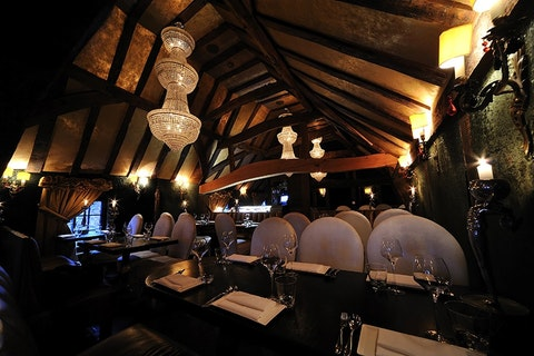 Crazy Bear Beaconsfield - Thai Restaurant