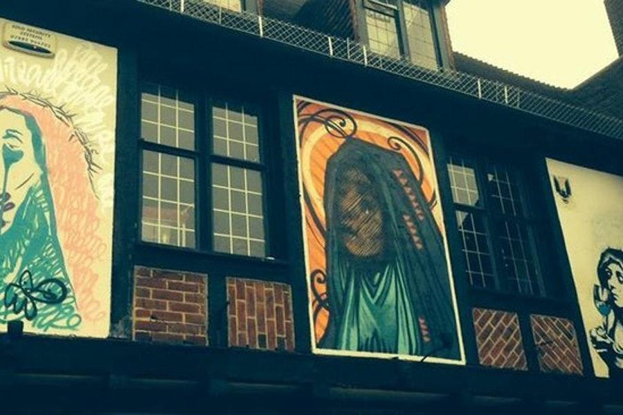 The Old Nuns Head