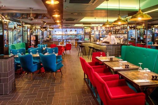 Le Restaurant de Paul Tower 42