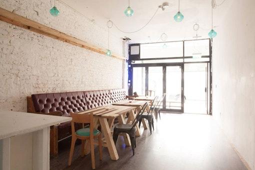 The DOT Cafe & Bar