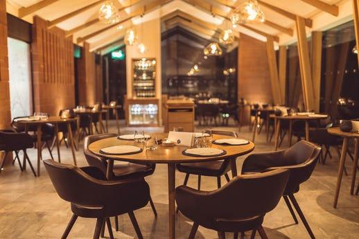Restaurant Moor Hall