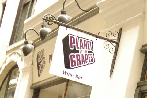 Planet of the Grapes Sicilian Avenue