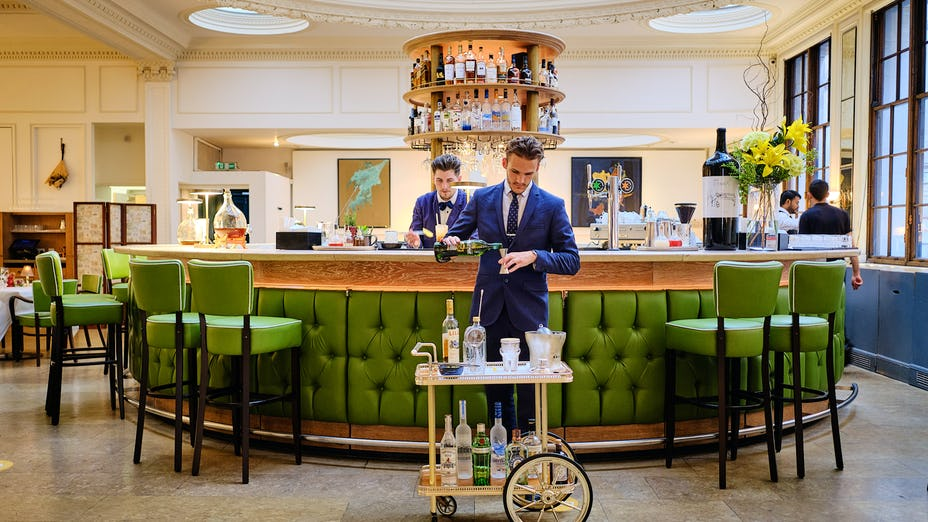 The Dome Bar at 1 Lombard Street