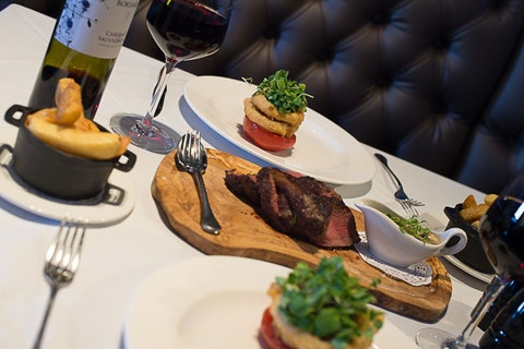 Marco Pierre White Steakhouse Bar and Grill Syon Park