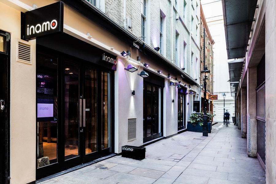 Inamo Covent Garden