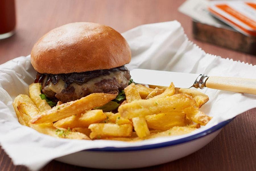 Honest Burgers Clapham