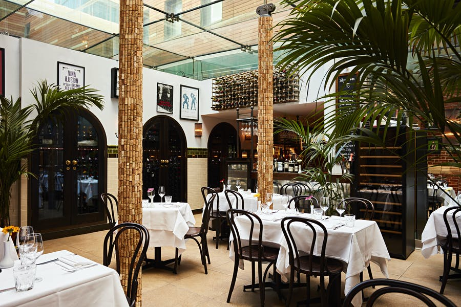 Galvin Bistrot and Bar