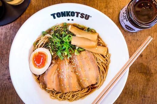 Tonkotsu Notting Hill