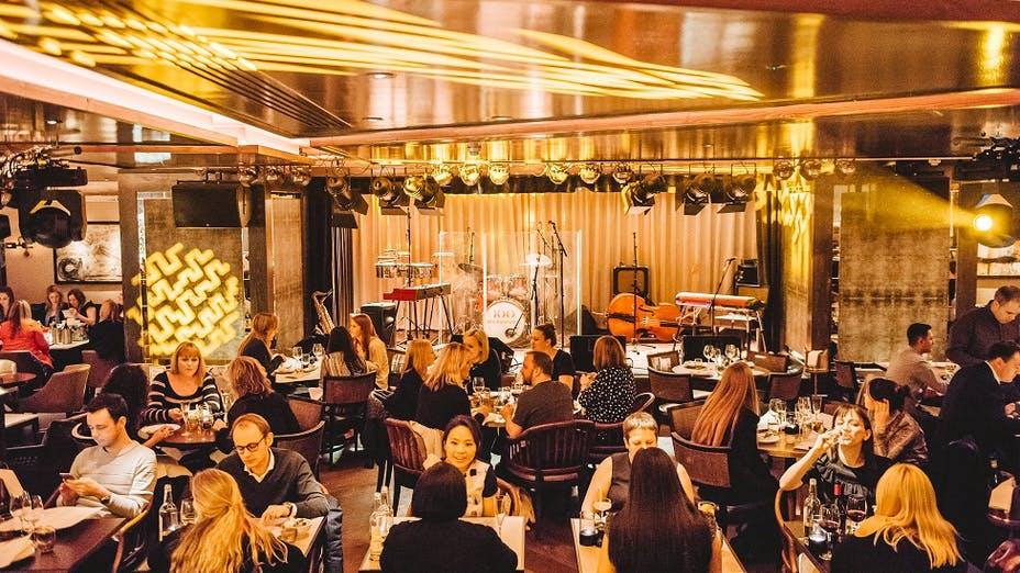 100 Wardour St (Restaurant & Club)