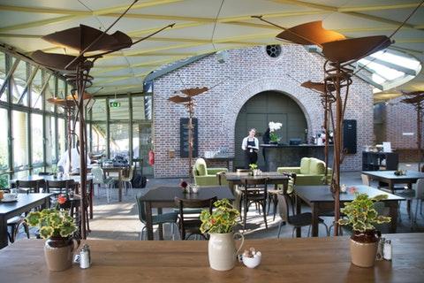 Geffrye Museum Café