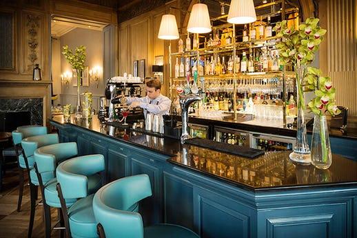 Olives Bar