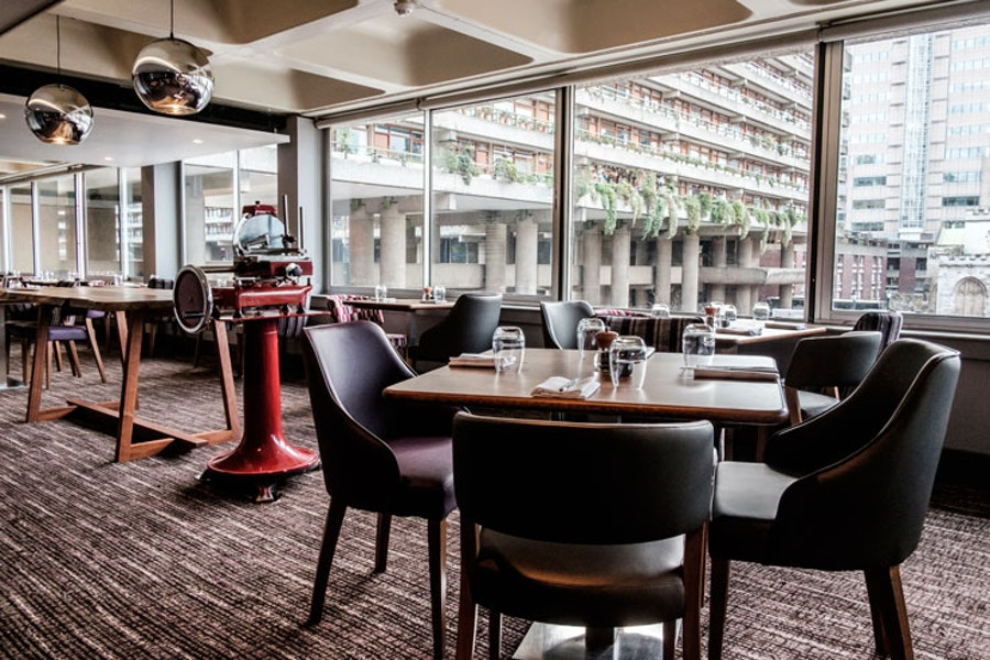Osteria at the Barbican