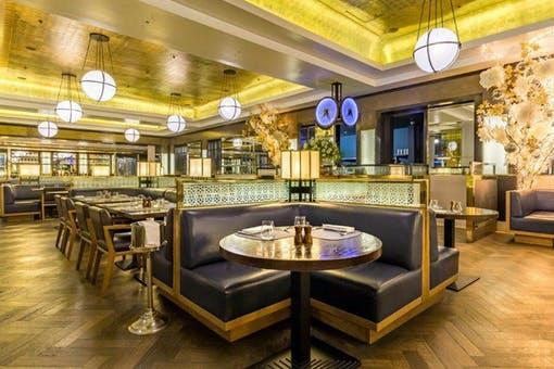 St Pancras Brasserie & Champagne Bar by Searcys