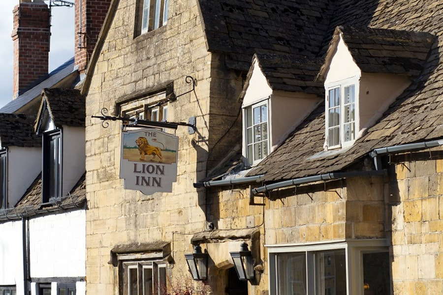 The Lion Inn, Winchcombe