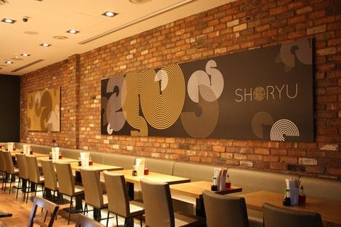 Shoryu Ramen Regent St