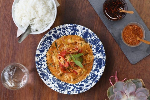 Rosas Thai Café Victoria