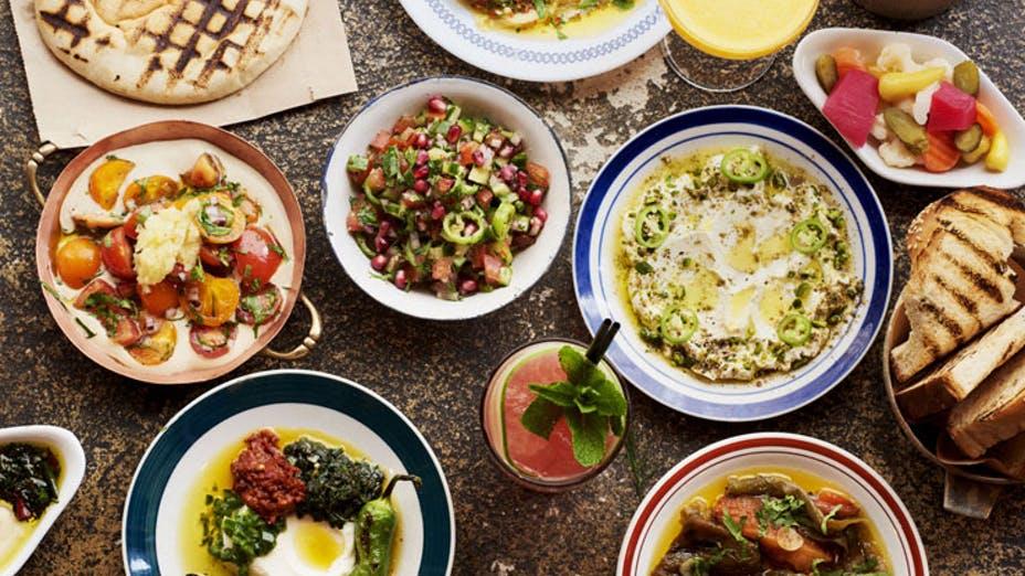Berber & Q Shawarma Bar