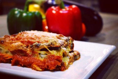 Mister Lasagna Soho