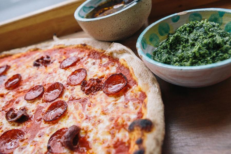 Yard Sale Pizza Finsbury Park