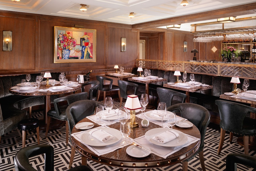 Ormer Mayfair at Flemings Mayfair