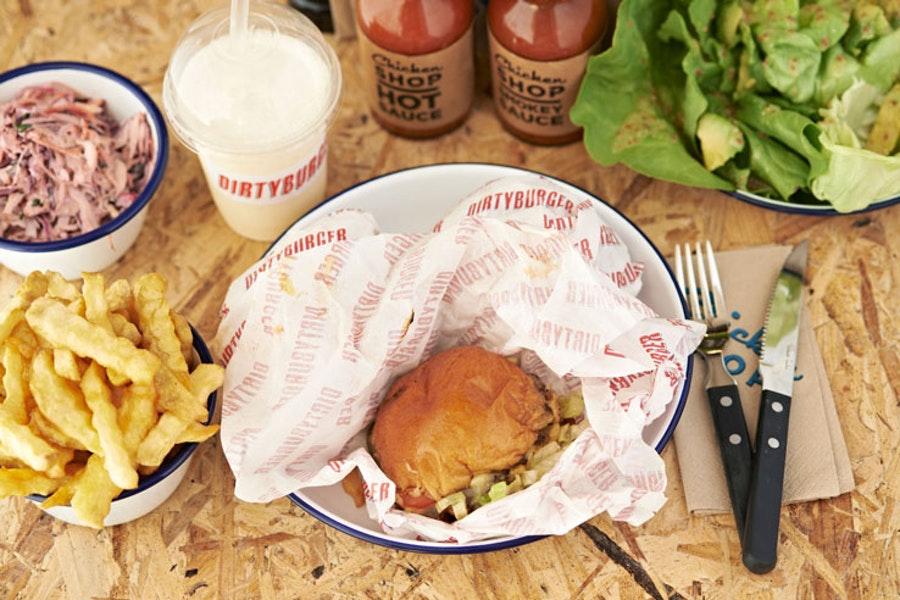 Dirty Burger Brixton