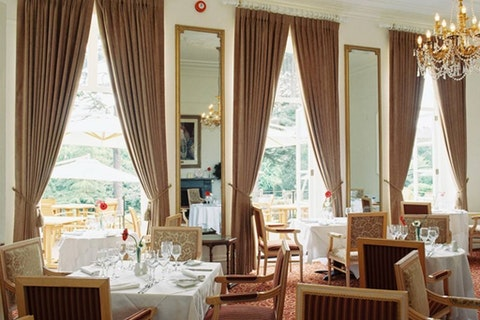 Berry's Restaurant at Taplow House Hotel