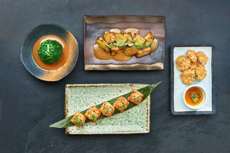 Sushi and Robata