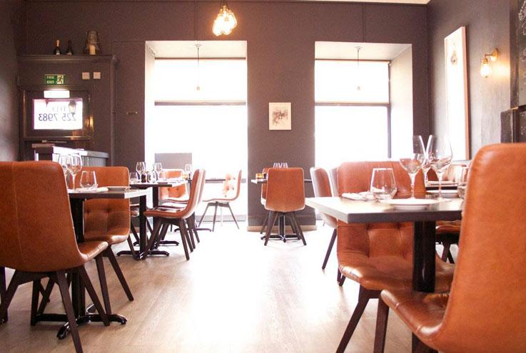The Wee Restaurant Edinburgh