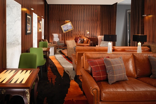 The Den at St Martins Lane hotel