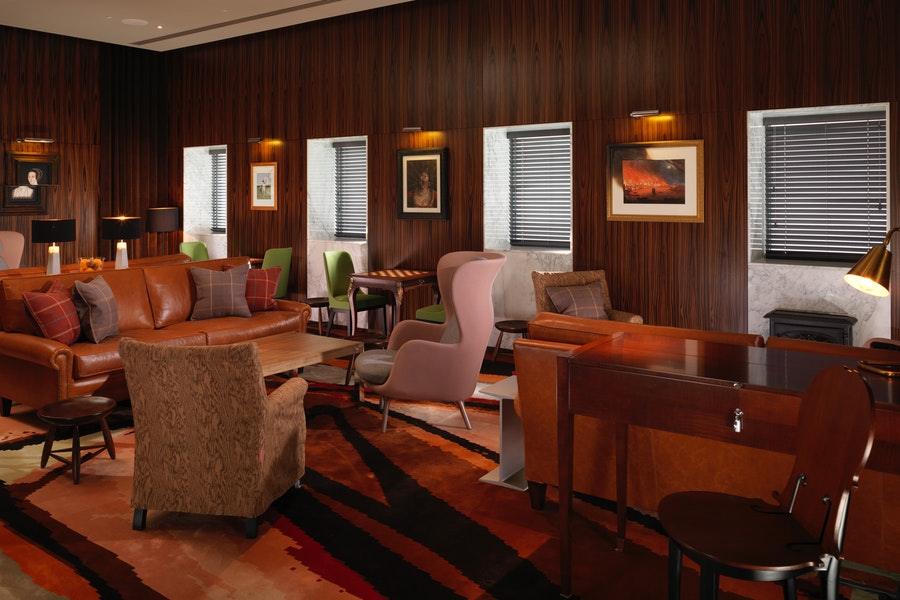The Den at St Martins Lane hotel