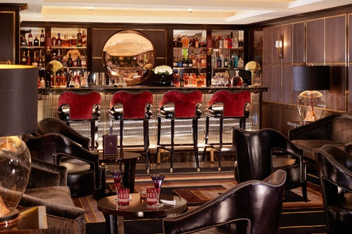 Manetta's Bar at Flemings Mayfair