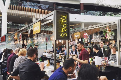 Tapas Revolution Westfield London