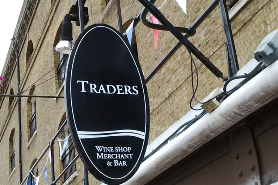 Traders Wine Bar
