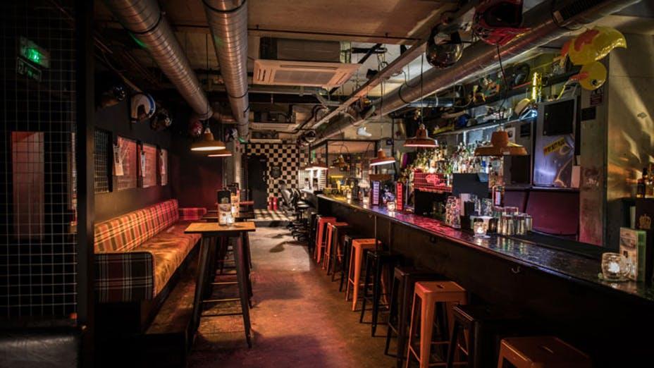 London Cocktail Club Shoreditch
