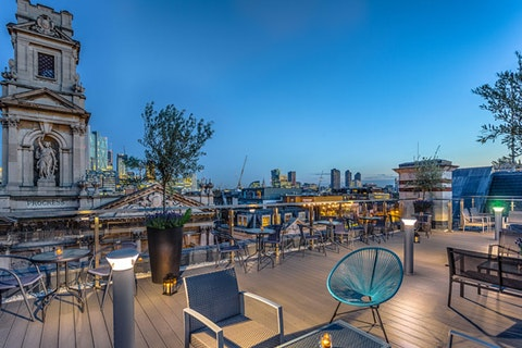 Courthouse Bar and Shoreditch Sky Terrace