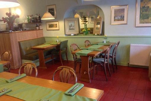The Castle Restaurant Kirkcudbright