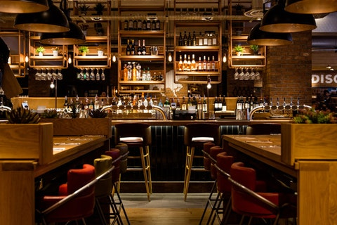 Bar + Block Birmingham