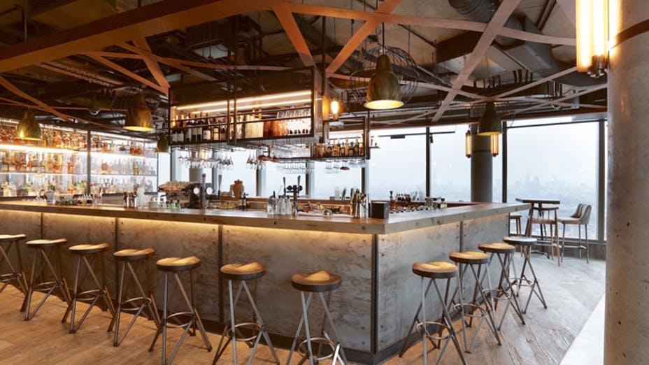 Bo¯kan at Novotel Canary Wharf