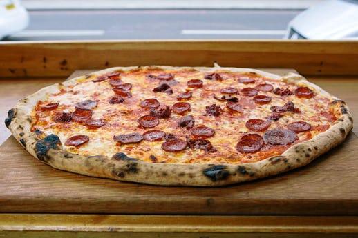 Yard Sale Pizza Walthamstow