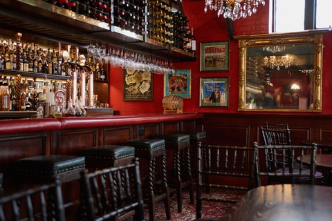 The Stable Bar at Boisdale of Mayfair