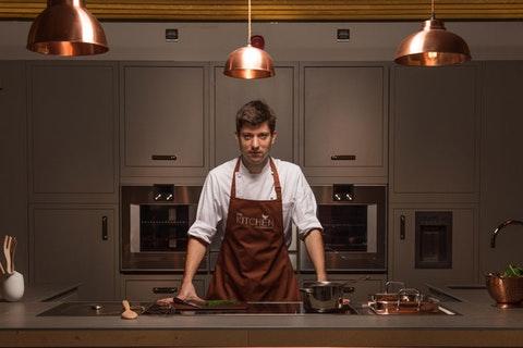 The Kitchen at Chewton Glen