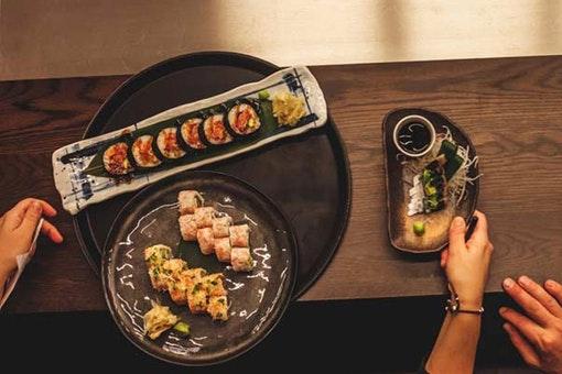 Sticks 'n' Sushi Cambridge