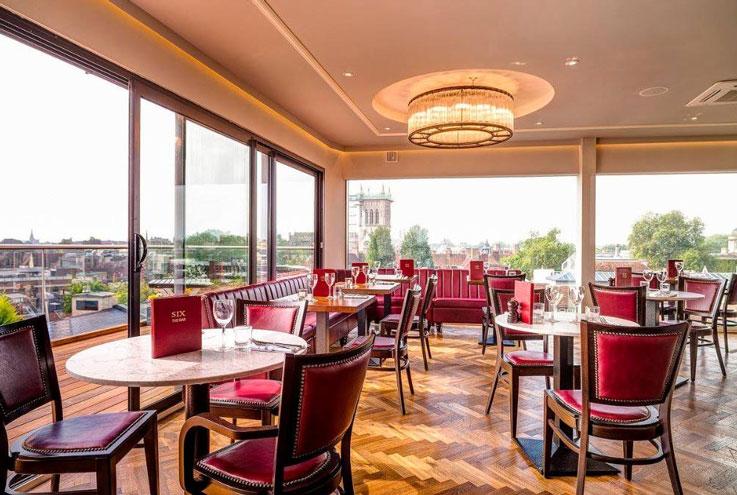 Six Panoramic Restaurant Cambridge