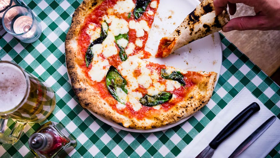 Pizza Pilgrims West India Quay
